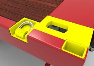 Broshuis Load securing according to EN Standard